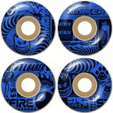 Spitfire F4 Lacy Baker Classics 53mm 99A 4-pack