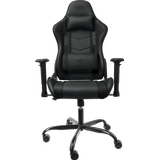 Gamingstolar Deltaco GAM-096 Gaming Chair - Black