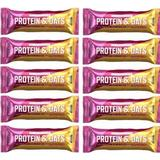 Bars NJIE ProPud Protein & Oats Bar Raspberry 65g 10 st
