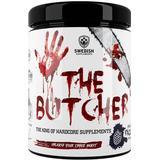 Swedish Supplements The Butcher Black Razz 500g