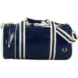 Väskor Fred Perry Classic Barrel Bag - Navy/Ecru