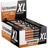 Bars Kosttillskott Nutramino XL Protein Bar Caramel 82g 16pcs