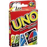 Kortspel Mattel Get Wild Uno