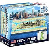 4D-pussel 4D Cityscape Mini New York 193 Pieces