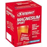 Vitaminer & Mineraler Enervit Magnesium+Potassium 15g 10 st