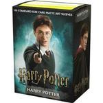 Dragon Shield Standard Matte Art Sleeves Harry Potter