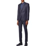 Hugo Boss Huge6/Genius5 Costume Suit - Blue