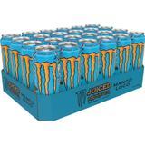Monster energy Kosttillskott Monster Energy Mango Loco 500ml 24 st