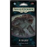 Sällskapsspel Fantasy Flight Games Arkham Horror: In Too Deep Mythos Pack