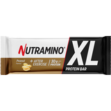 Bars Kosttillskott Nutramino XL Protein Bar Chocolate & Peanut 82g 16 st