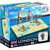 4D-pussel 4D Mini Series London 174 Pieces