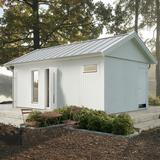 Attefallshus Vibostugan Njuta 25-2 (Byggnadsarea 24.3 m²), Grundsats