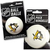 Franklin Streethockeypuck & Boll Pittsbu