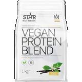 Star Nutrition Vegan Protein Blend Vanilla 1kg
