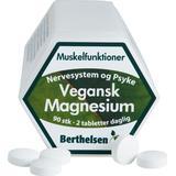 Vitaminer & Mineraler Berthelsen Vegansk Magnesium 90 st