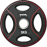 THOR PU Weight Plates 50mm 5kg