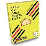 Sällskapsspel Lautapelit Taco Cat Goat Cheese Pizza