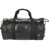 Skinnimitation Väskor Fred Perry Tonal Barrel Bag - Black