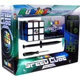 Rubiks Speed Cube 3x3 Pro Pack