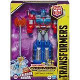 Transformers Figurer Hasbro Transformers Toys Cyberverse Ultimate Class Optimus Prime Action Figure