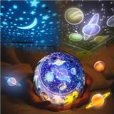 Projektor stjärnhimmel Belysning Stjärnhimmel projektor