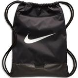 Gymnastikpåsar Nike Brasilia Gymbag - Black/Black/White