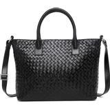 Handväskor Adax Vilde Bacoli Shoulder Bag - Black