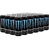 Monster energy Kosttillskott Monster Energy Absolutely Zero 500ml 24 st