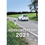 Böcker Körkortsboken Körkortsteori 2021