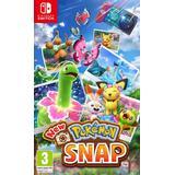 Nintendo Switch-spel New Pokémon Snap
