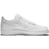Skor Herr Nike Air Force 1'07 M - White