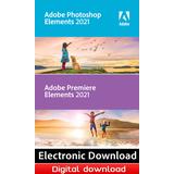 Photoshop Programvara Adobe Photoshop & Premiere Elements 2021 Win