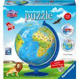 3D-pussel Ravensburger Children's Globe