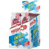 Kosttillskott High5 Energy Gel Aqua Caffeine Berry 66g 20 st