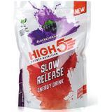 Kosttillskott High5 Slow Release Energy Drink Blackcurrant 1kg