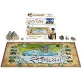 4D-pussel 4D Cityscape 4D Harry Potter Wizarding World of Hogwarts & Hogsmead 892 Pieces