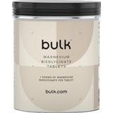 Vitaminer & Mineraler Kosttillskott Bulk Powders Magnesium Bisglycinate 500mg 60 st