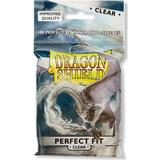 Sällskapsspel Dragon Shield Perfect Fit Clear 100 Standard Size