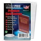 Spelfickor Ultra Pro Card Sleeves 100 Pack