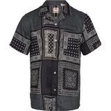 Levi's Cubano Multibandana Beau Shirt - Black