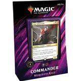 Sällskapsspel Wizards of the Coast Magic the Gathering: Commander Deck Merciless Rage