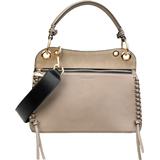 Väskor See by Chloé Tilda Leather Shoulder Bag - Dove Grey