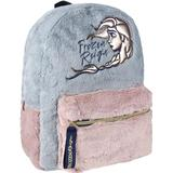 Ryggsäckar Disney Frost 2 Plush Backpack - Pink/Grey
