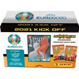 Samlarkort Sällskapsspel Panini EURO 2020 Kick Off 2021 Gift Box