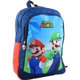 Nintendo Super Mario Backpack - Blue
