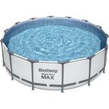 Pooler Bestway Steel Pro Max Round Pool Set Ø4.27x1.22m