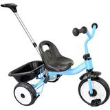Nordic Tricycle with Trailer & Push Bar