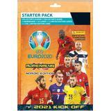 Samlarkort Sällskapsspel Panini Euro 2020 Kick Off 2021 Starter Pack