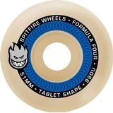 Skateboardhjul Spitfire Formula Four Tablets 52mm 99A