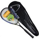 Head Carbon Squash Racket Padel with Original Bag